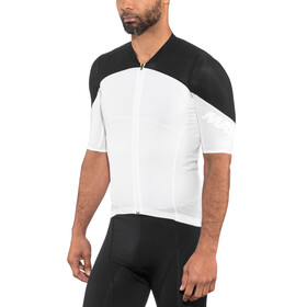 Mavic Cosmic Ultimate Kortærmet cykeltrøje Herrer hvid/sort